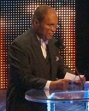 Carlos Colón Sr. - Colón at the WWE Hall of Fame in 2014