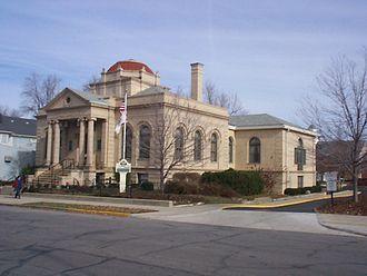 Galion, Ohio - Galion Public Library