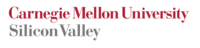 Carnegie Mellon Silicon Valley Title Logo