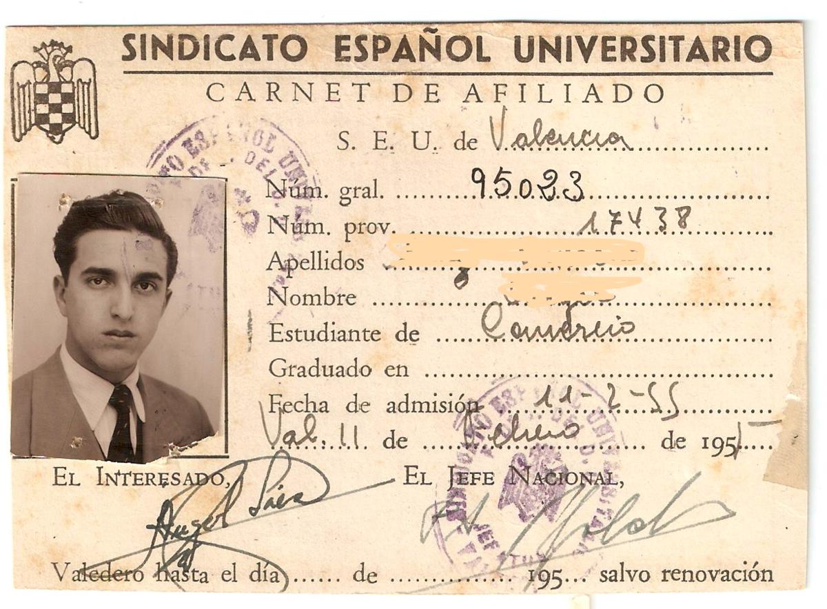 Sindicato Español Universitario - Wikipedia, la