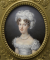 Caroline de Bourbon, Duchess of Berry by Jean-Baptiste-Joseph Duchesne de Gisors.png