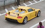 Porsche Carrera GT, 2003
