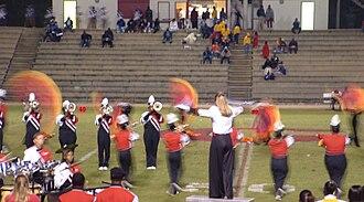 Ozark, Alabama - Image: Carroll Football 2007