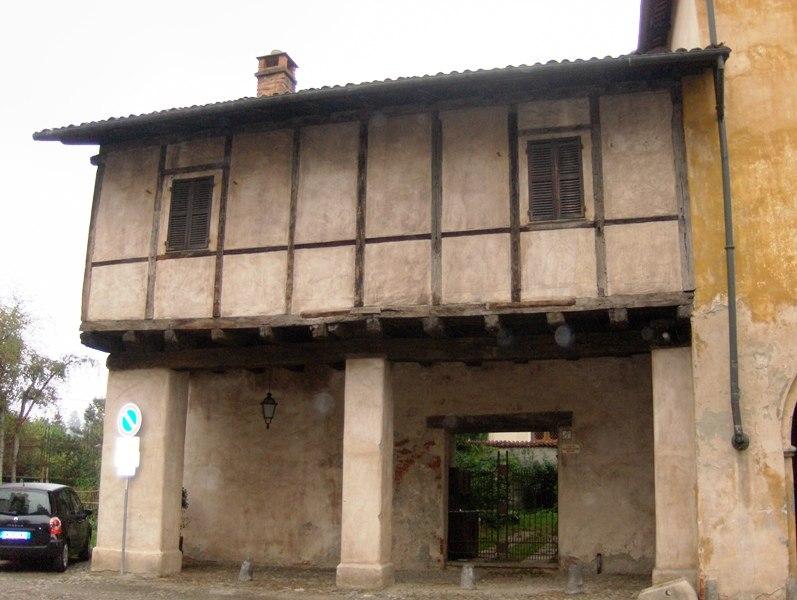 Casa a graticcio Biella