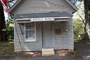 Cassville, Georgia - Cassville Museum
