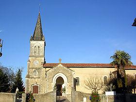 Église de  Castelnau-Chalosse