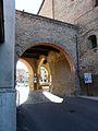 Castelnuovo Scrivia-palazzo Pretorio-porta1.jpg