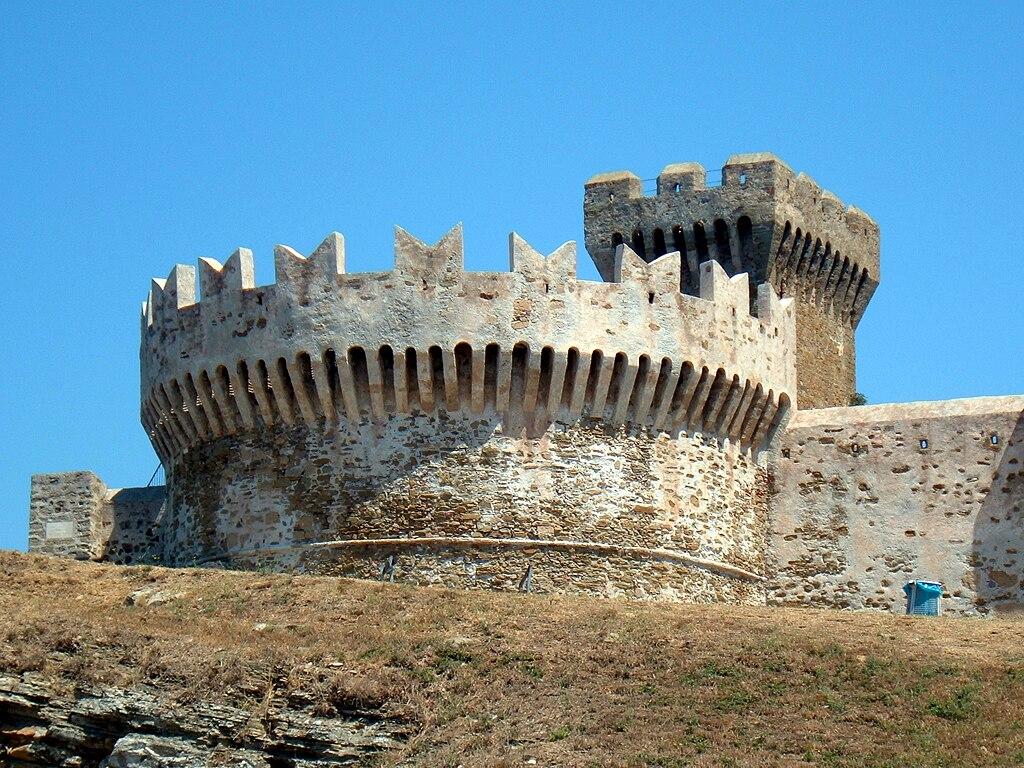 Castle of Populonia, Gulf of Baratti