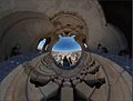 Catedral de Murcia - Panoramica polar y Wiki take.jpg