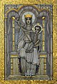 Cathedral of Westminster - Madonna and Child mosaic.JPG