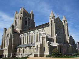 Cathedral of the Blessed Sacrament - Greensburg, Pennsylvania 01.jpg