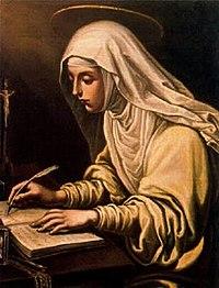 Image result for Saint Catherine de Ricci