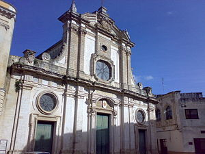 Roman Catholic Diocese of Nardò-Gallipoli - Nardò Cathedral