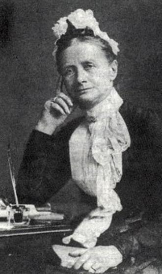 Cecil Frances Alexander - Undated photograph of Cecil F. H. Alexander