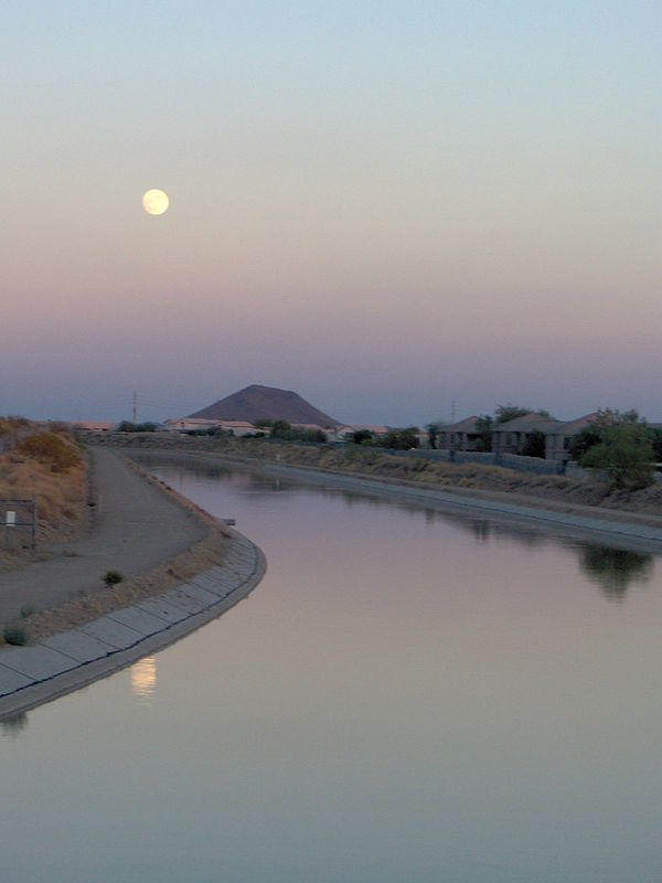 central az project Homebuilders and cattle growers have lined up behind the central  the  central arizona project is a 336-mile-long collection of canals and.