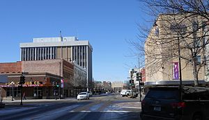 Great Falls, Montana - Downtown Great Falls