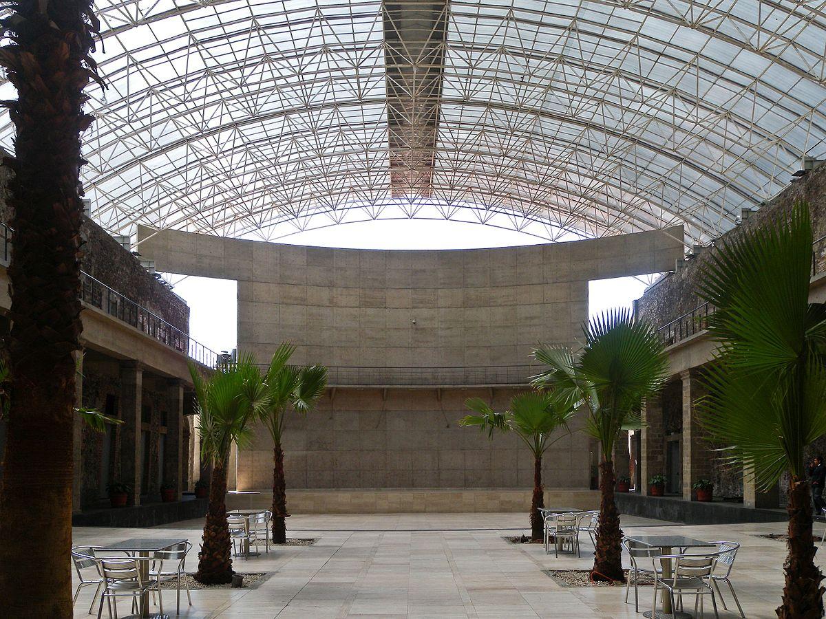 Centro cultural del m xico contempor neo wikipedia la Que significa contemporaneo wikipedia