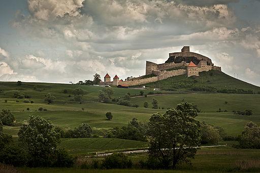 Cetatea Rupea, judetul Brasov