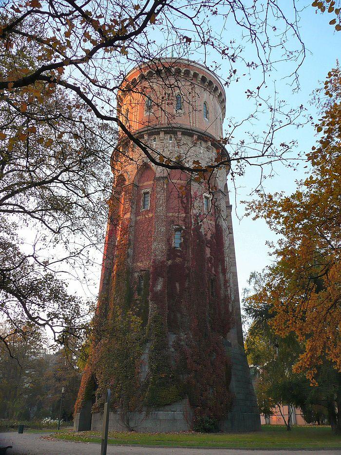 Château d\'eau : monument historique à Colmar   MyOpenWeek