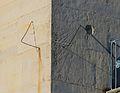 Château de Bénouville cadrans solaires.JPG