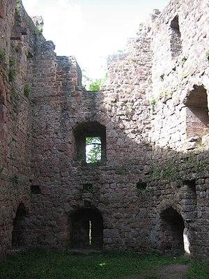 Château du Birkenfels - Interior view