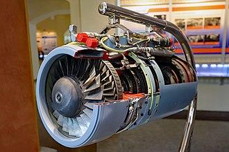 Kh-55 - R-95-300 turbofan