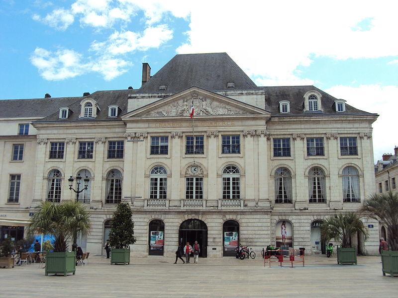 File chambre de commerce orl ans jpg wikimedia commons for Chambre de commerce caraquet