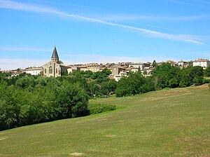 Champdeniers-Saint-Denis - A general view of Champdeniers-Saint-Denis