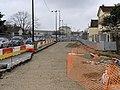 Chantier Construction Tramway IdF Ligne 10 Avenue Paul Langevin - Le Plessis-Robinson (FR92) - 2021-01-03 - 5.jpg