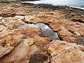 Charcos de marea en la Playa El Rafal.JPG