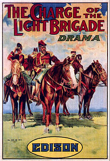 <i>The Charge of the Light Brigade</i> (1912 film) 1912 American film