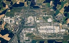 Aeroport De Paris Charles De Gaulle Wikipedia