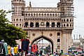 Charminar and its market (September 2019) 2.jpg