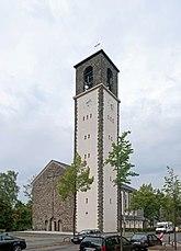 Iglesia de la Cruz, Chemnitz (1936)