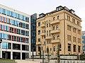 Chemnitz, Kunstgewerbehaus und technisches Rathaus.JPG
