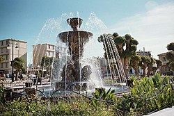 Cherchell's fountain place.jpg