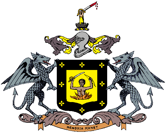 Chhota Udaipur State Coat of Arms