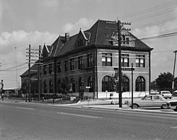 Chicago, Burlington and Quincy Railroad-Creston Station.jpg