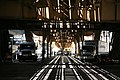 """Chicago (ILL) Downtown, S Wells St. """" under the Loop, Traffic """" (4823619675).jpg"""