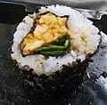 Chicken-katsu sushi in london.jpg