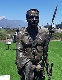 Makhanda (prophet) Xhosa prophet