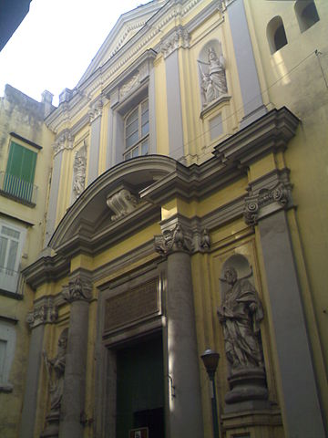 Santi Filippo e Giacomo, Naples