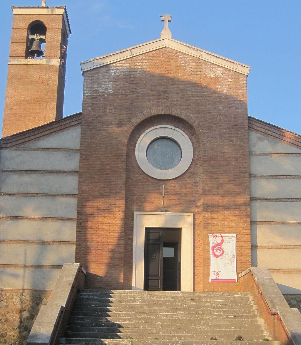 Chiesa dei Santi Barbara e Paolo apostolo Ribolla