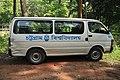 Chittagong University teachers' microbus (01).jpg