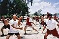 Choy gar Sverige tillsamans med dess kubanska motsvarighet tränar.Sifu Adolfo Tijero till höger och den Kubanske tränaren till vänster.jpg