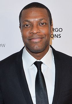 Chris Tucker 2012.