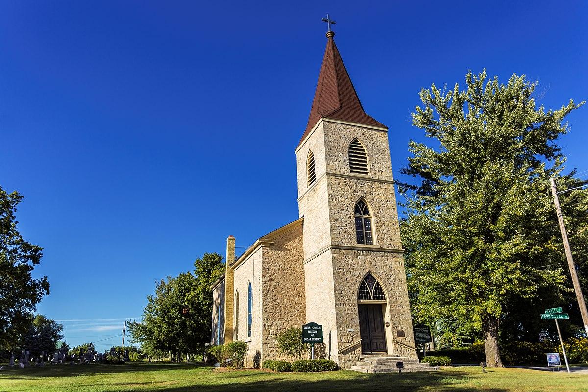 Christ Evangelical Church Wikipedia