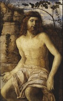 Christ crowned with Thorns (Giovanni Bellini) - Nationalmuseum - 18730.tif