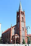 Church of Immaculate Conception Of Blessed Mary in Niemcza 2014 P01.JPG