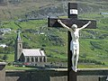 Church of Ireland, Glencolmcille Donegal - panoramio.jpg